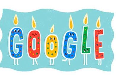 День рождения Google. 20-я годовщина основания компании