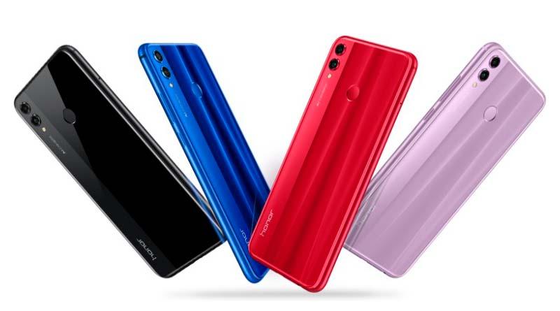 Honor 8X и Honor 8X Max - новые смартфоны с большими экранами