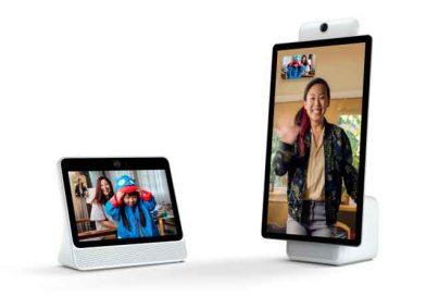 Facebook выпустила умные дисплеи Portal и Portal+