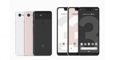 Рассекречены новые смартфоны Google Pixel 3 и 3 XL