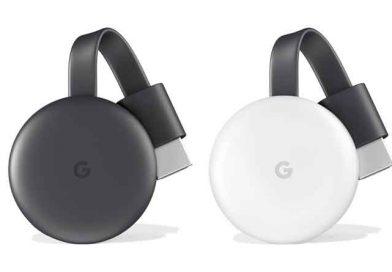 Вышел новый медиаплеер Google Chromecast 3.0 за $35