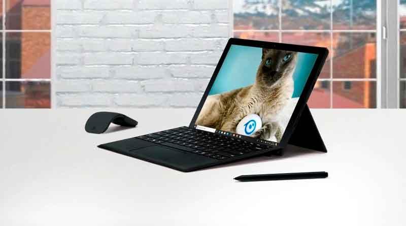 Вышел новый планшет Microsoft Surface Pro 6