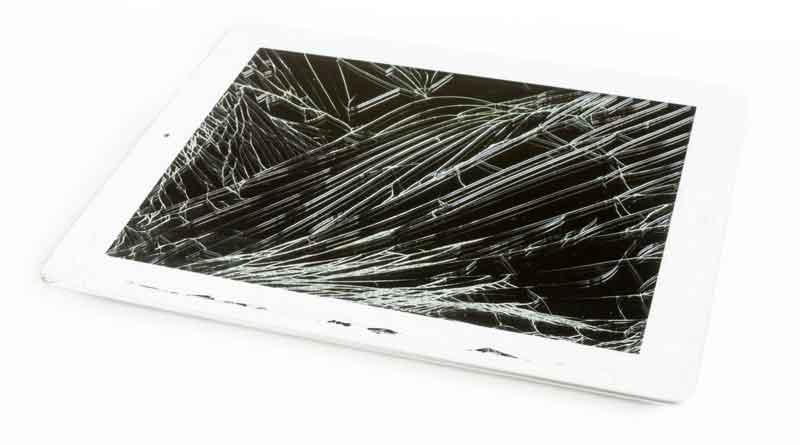 Экран - ахиллесова пята планшета
