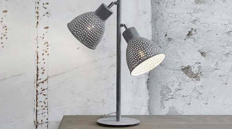 Настольная лампа как функциональный элемент дизайна