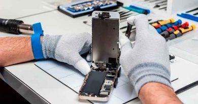 Ремонт телефонов, самые распространенные поломки