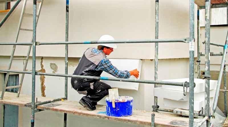 Где заказать профессиональные фасадные работы?