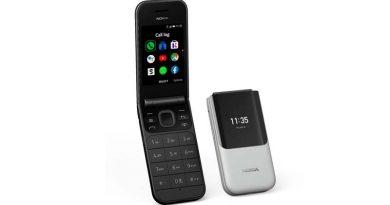 Легендарная раскладушка Nokia 2720 Flip вернулась