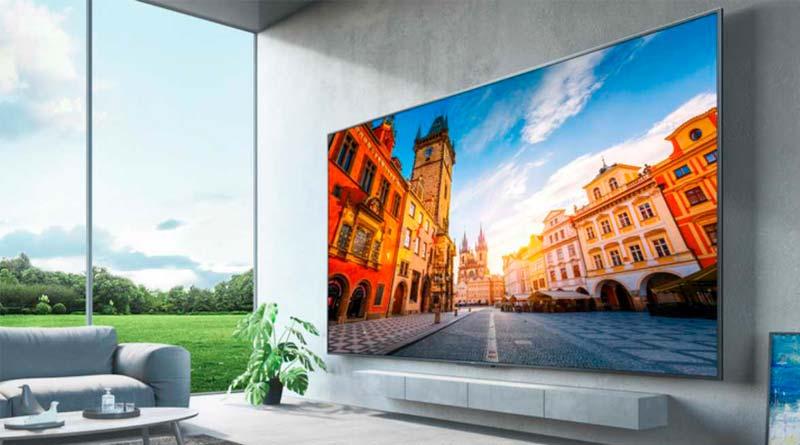 Redmi Max 98 - гигантский телевизор от Xiaomi