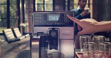 Кофемашины Saeco. С чем пьют, где покупать и ремонтировать в Киеве