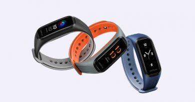 OnePlus представила первый свой «умный» браслет Band