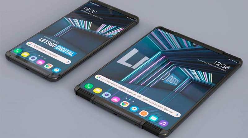 Представлен LG Rollable — первый смартфон-рулон в мире
