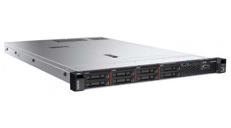 Стоечный сервер Lenovo ThinkSystem SR570. Коротко что почём