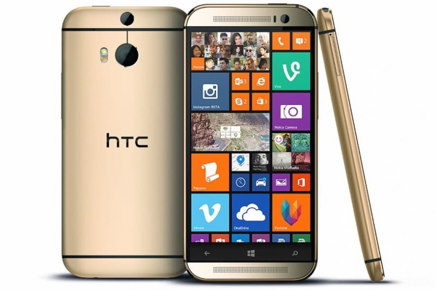 Вышел HTC One (M8) на Windows | характеристики, информация