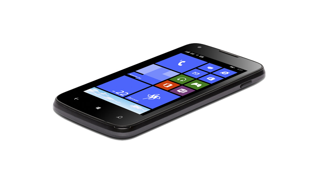 Fly ERA Windows: самый дешевый смартфон на WP8 | инфо, цена