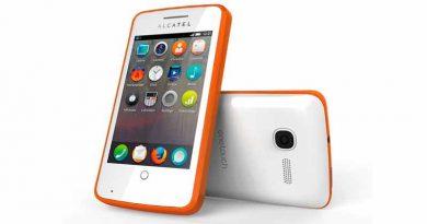 Alcatel Onetouch Fire C на Firefox OS уже в продаже в Индии