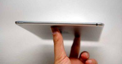 Ультратонкий Apple iPad Air 2. Первые неофициальные фото