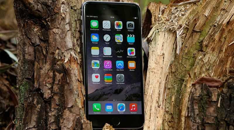 В Apple iPhone 6 Plus обнаружена критическая проблема