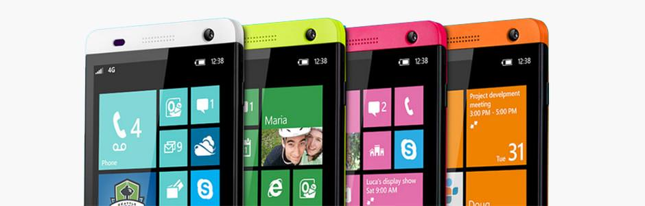 Blu Win HD: стильный смартфон на Windows | цена, инфо