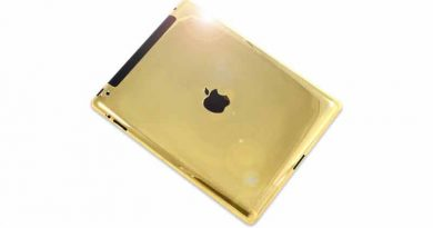 Золотой Apple iPad выйдет в октябре вместе с Air 2 и mini 3