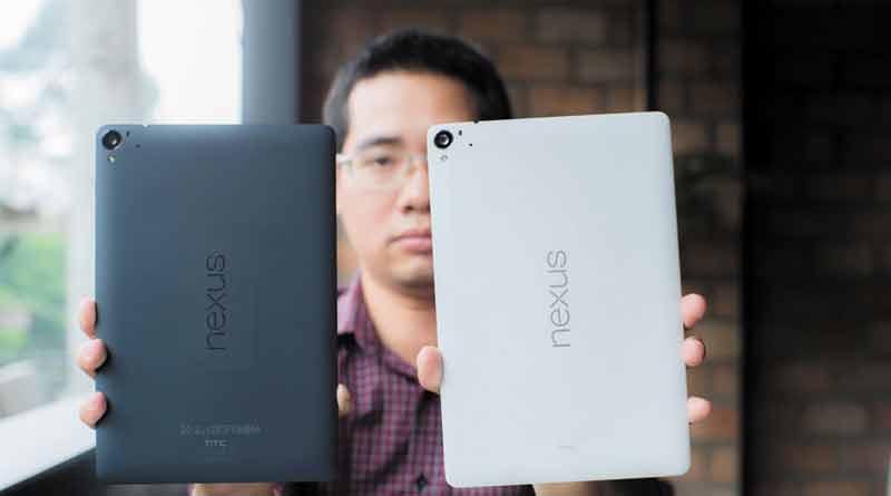 Планшет HTC Nexus 9 | характеристики, фото, видео-обзор