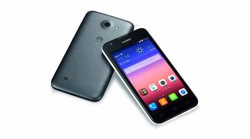 Huawei Ascend Y550: бюджетный Android-смартфон   характеристики