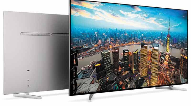 55-дюймовый 4K телевизор Huawei Glory A55 | цена
