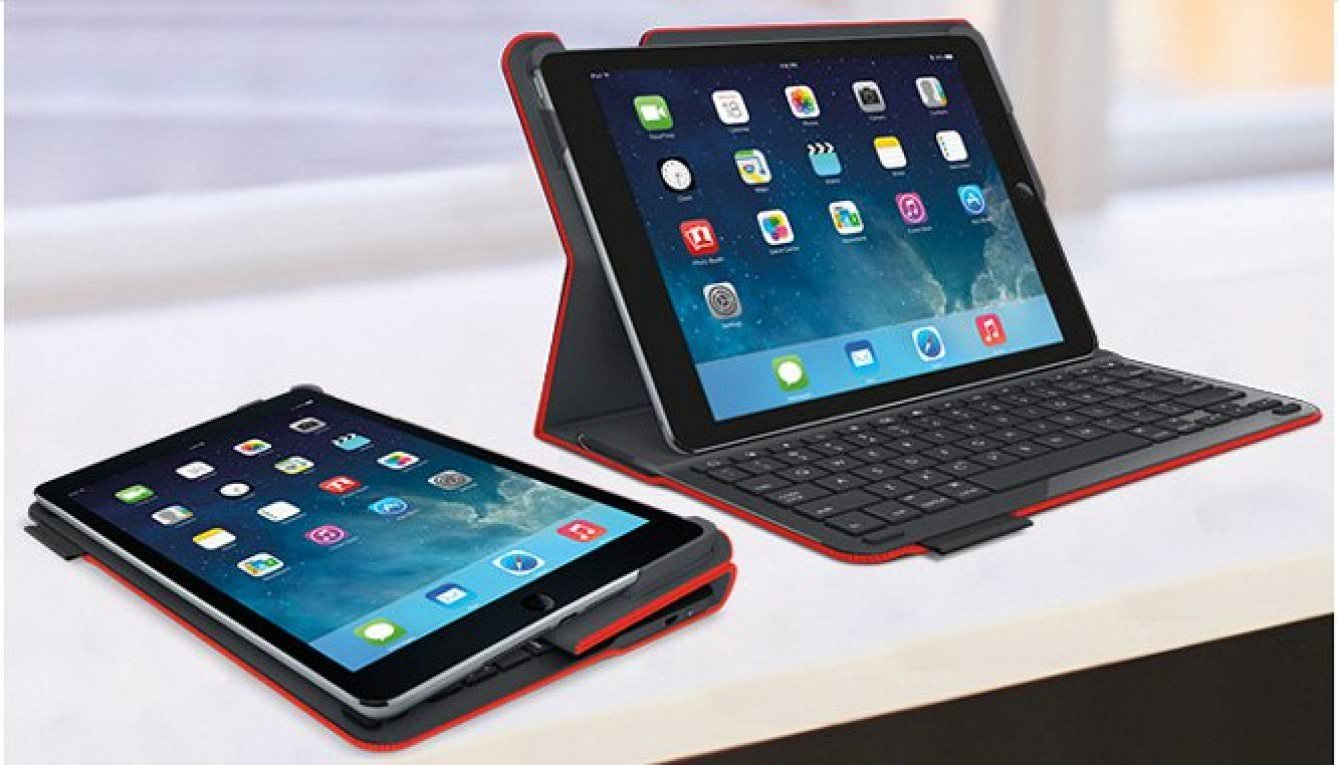 Чехол-клавиатура Logitech Type+ для планшета Apple iPad Air