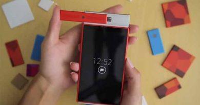 Первый модульный смартфон Project Ara появится в декабре
