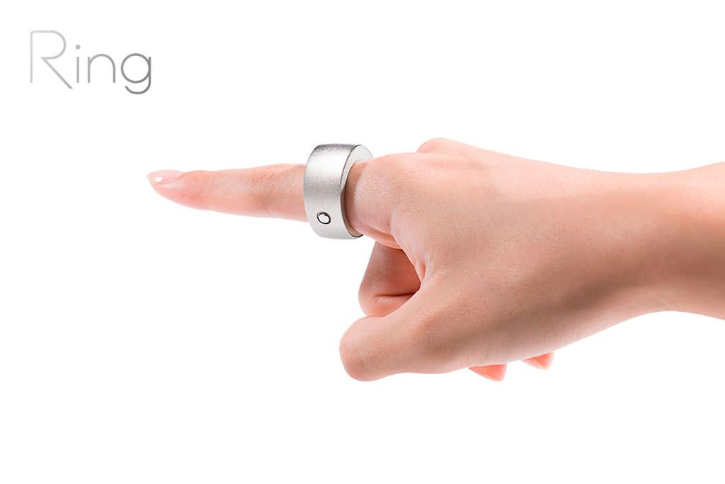 «Кольцо всевластия» Ring от Logbar Inc. уже можно купить