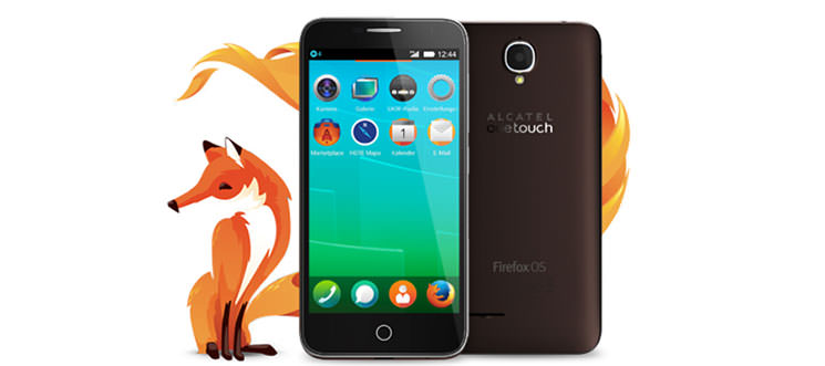 Alcatel OneTouch Fire E на Firefox OS уже в России | инфо