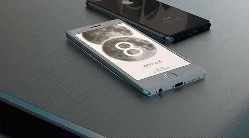 Подготовлен концепт Apple iPhone 8   фото