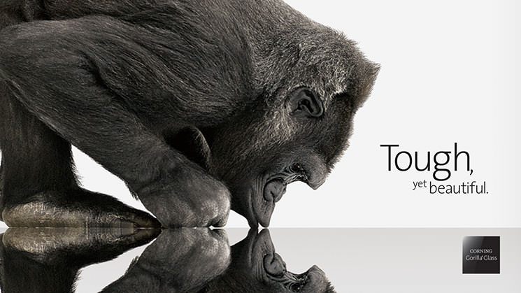 Corning Gorilla Glass 4 не оставил конкурентам и шанса