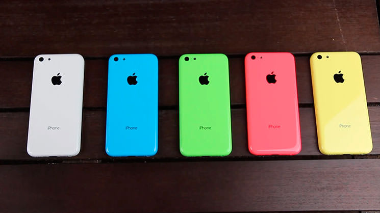 Apple откажется от iPhone 4s и iPhone 5c