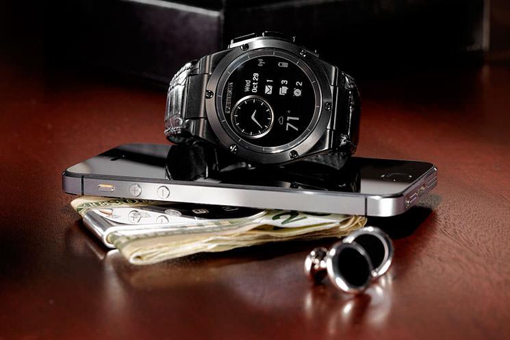 Дизайнер Майкл Бастиан показал смарт-часы MB Chronowing