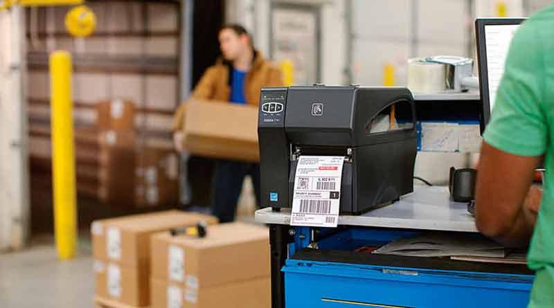 Новый принтер штрих-кодов Zebra ZT220 | характеристики
