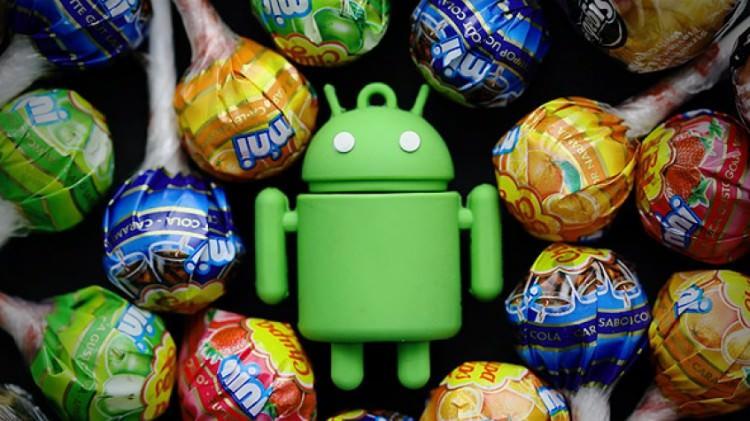 Первое обновление Android 5.1 Lollipop: уже в феврале