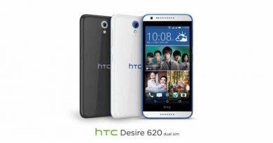 Смартфон HTC Desire 620 и 620 G Dual SIM | цена, обзор