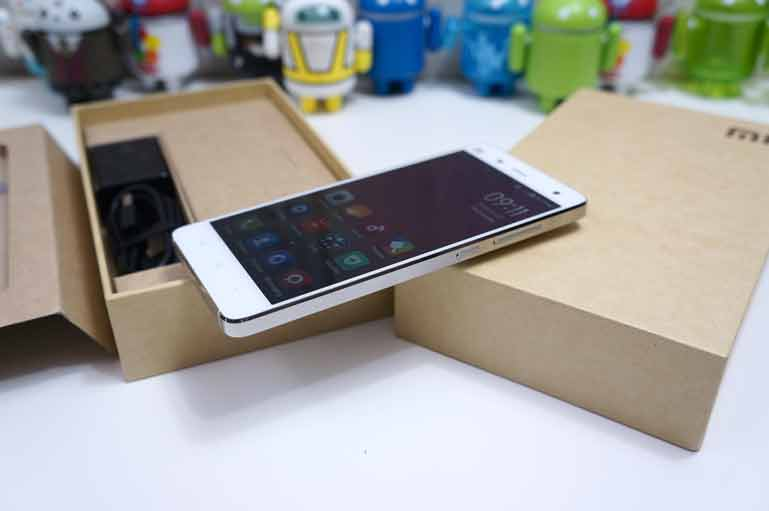 Комплектация Xiaomi Mi4