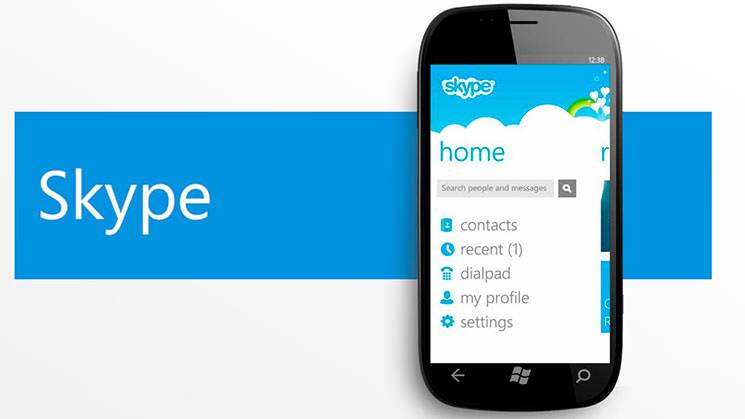 Вышло обновление Skype 2.5 для Windows Phone