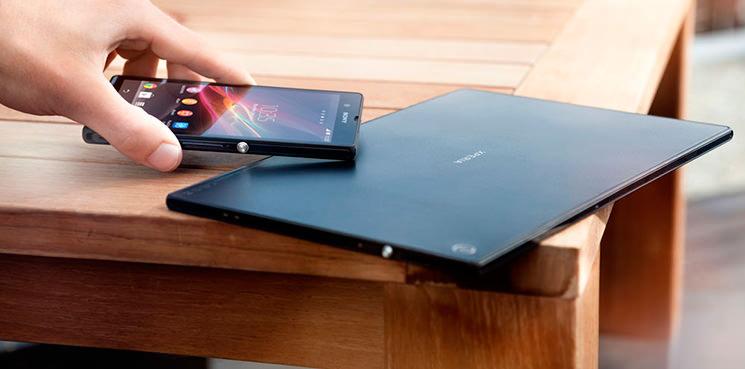 Большой планшет Sony покажут в первой половине 2015 года