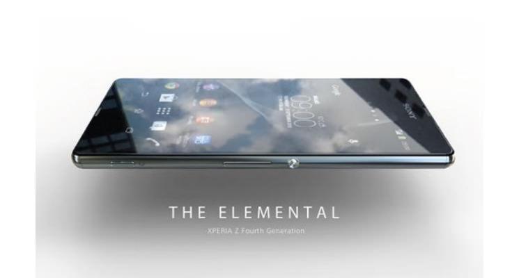 Дизайн Sony Xperia Z4 рассекретили раньше времени | инфо