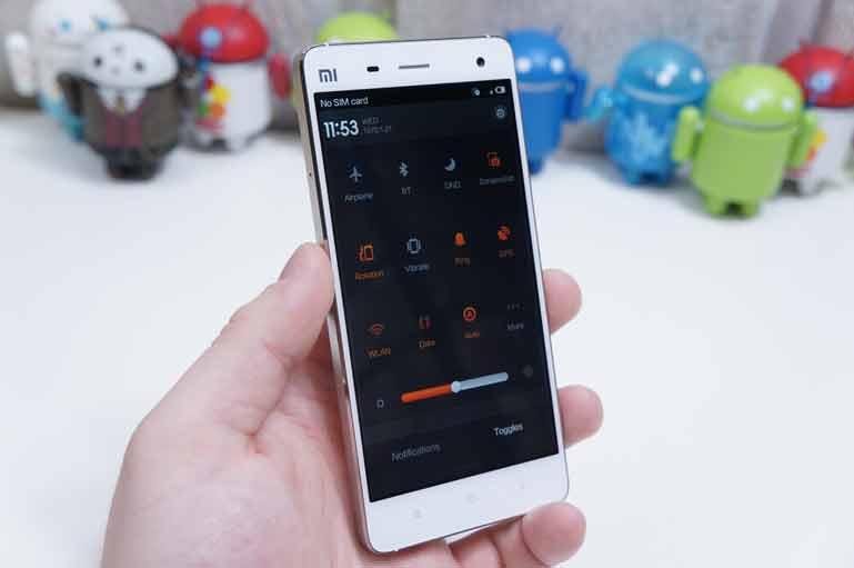 Цена Xiaomi Mi4