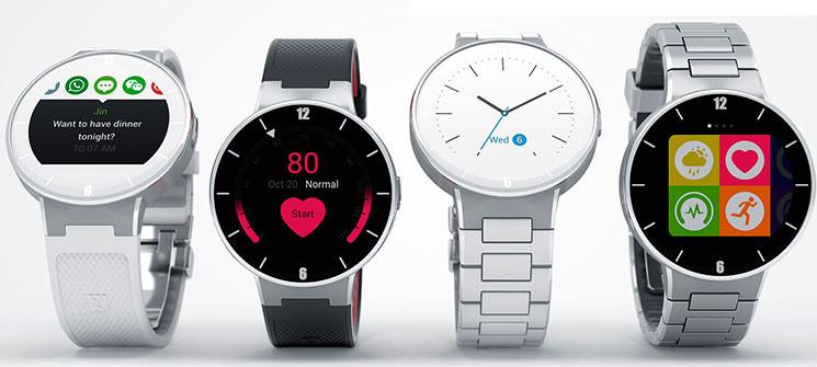 Alcatel OneTouch Watch: бюджетные смарт-часы | цена, инфо