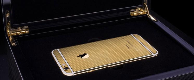 Компания NavJack подготовила золотой iPhone 6 | фото, инфо