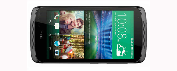 Недорогой смартфон HTC Desire 526G+   цена, характеристики