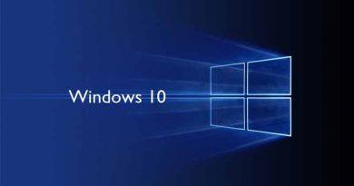 Вся информация о Windows 10