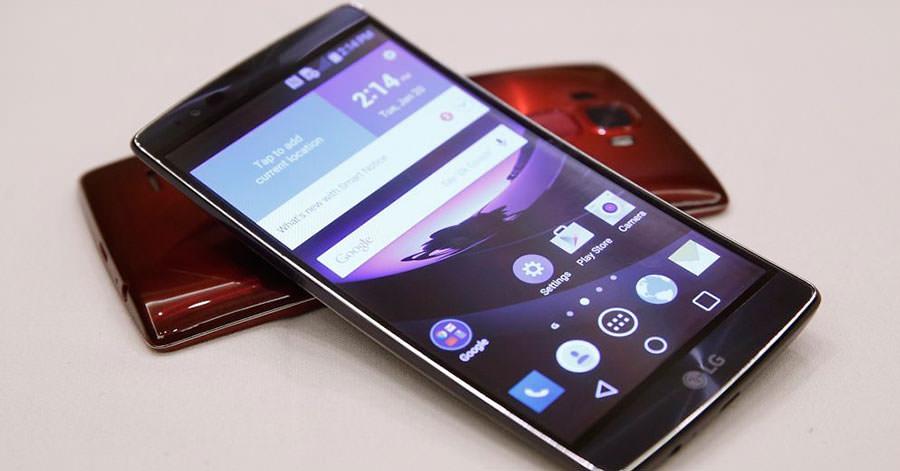 Изогнутый смартфон LG G Flex 2 | характеристики, обзор