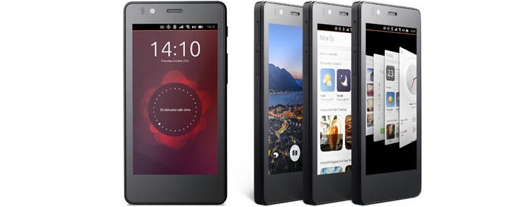 Aquaris E4.5 - первый смартфон на Ubuntu Touch