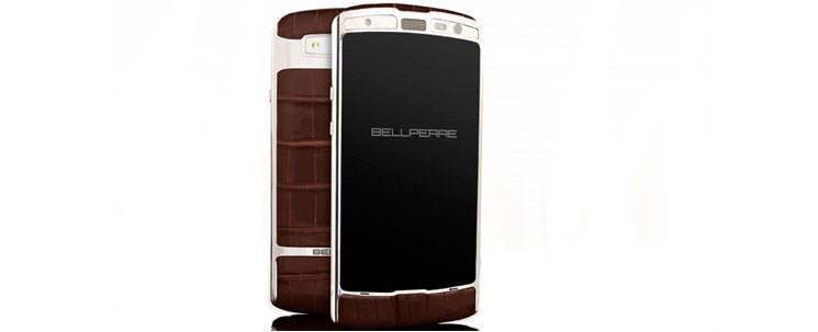 BELLPERRE Touch: элитный смартфон на Android | цена, инфо