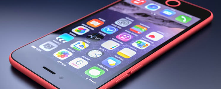 Глянцевый Apple iPhone 6C: неофициальный концепт | фото, инфо